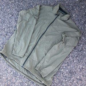 Patagonia Full Zip Windbreaker Jacket